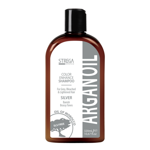 STREGA COLOUR ENHANCE SILVER SHAMPOO 320ML
