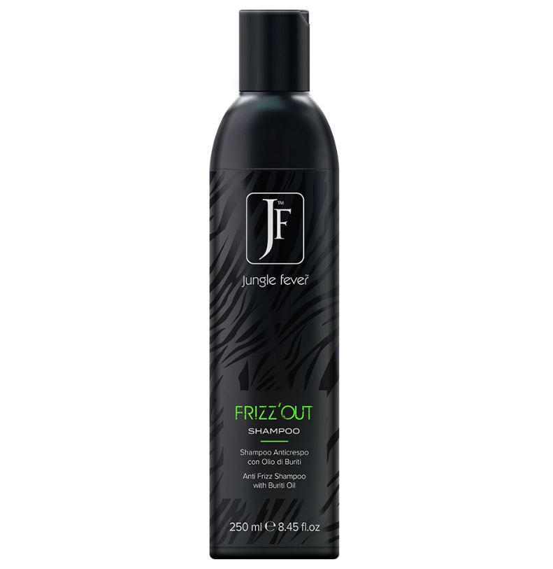 Jungle Fever Frizz Out Shampoo 250ml
