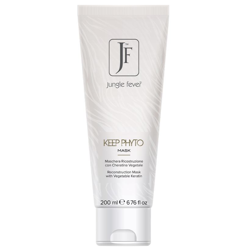 Jungle Fever Keep Phyto Reconstruction Mask 400ml