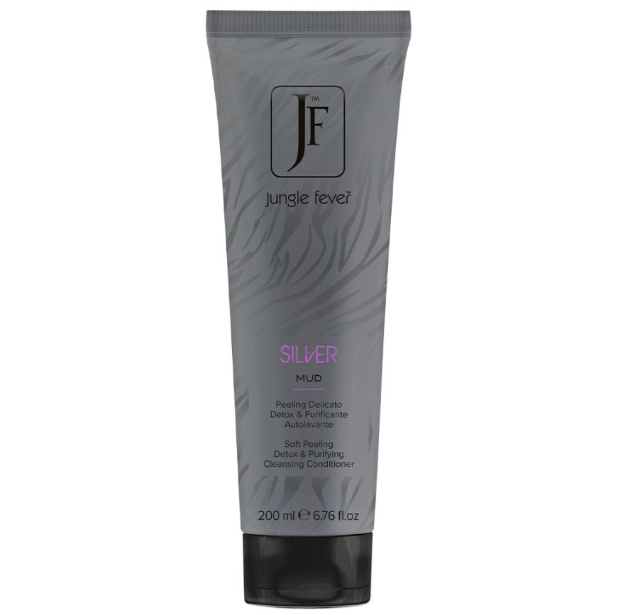 Jungle Fever Silver Mud Cleansing Treatment 200ml