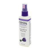 CRYSTAL DEODORANT SPRAY LAVENDER & WHITE TEA 118ML