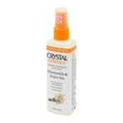 CRYSTAL DEODORANT SPRAY CHAMOMILE & GREEN TEA 118ML