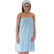 BODY WRAP DOUBLE SIDED TOWELLING