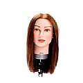 ANGIE MANNEQUIN HEAD - BROWN - LONG - CHINESE