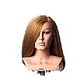 TAMMY MANNEQUIN HEAD - BLONDE - MEDIUM - INDIAN