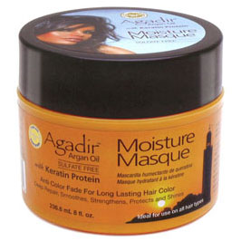 AGADIR ARGAN OIL MOISTURE MASQUE (236.6 ML)