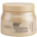 LOREAL | ABSOLUT REPAIR LIPIDIUM | REPAIRING MASQUE FOR VERY DAMAGED HAIR | 500ML