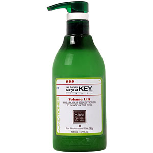 SARYNA KEY | AFRICAN SHEA BUTTER | VOLUME LIFT TREATMENT CONDITIONER | 500ML