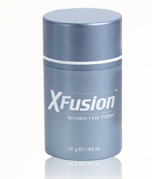 XFUSION KERATIN FIBRES LIGHT BROWN 12G