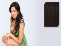 E-CLIPS TAPE HAIR EXTENSIONS #2 50CM 1 PIECES
