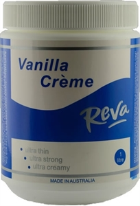 REVA VANILLA  CREAM STRIP WAX 1L