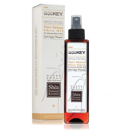 SARYNA KEY | AFRICAN SHEA GLOSS | VOLUME LIFT LEAVE-IN MOISTURISER | 300ML