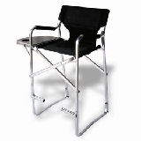DIRECTOR MAKEUP CHAIR ALUMINIUM