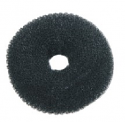 JOZELLE HAIR BUNS 80x25MM PK1 BLACK
