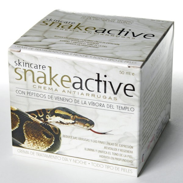 DIET ESTHETIC SNAKE ACTIVE  CREME 50ML