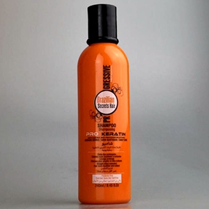Brazilian Secrets Hair Pro-Keratin Shampoo 240ml