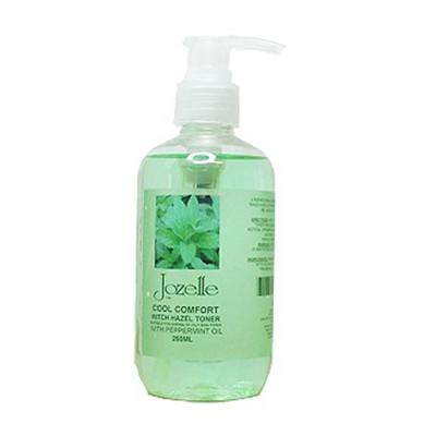 JOZELLE COOL COMFORT WITCH HAZEL TONER 250ML