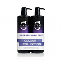 CATWALK FASHIONISTA VIOLET SHAMPOO & CONDITIONER FOR BLONDES AND HIGHLIGHTS DUO PACK 750ML