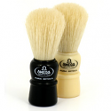 OMEGA SHAVING BRUSH TRAVEL BRUSH 100% PURE BRISTLES