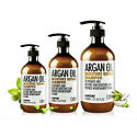 CAB'S ARGAN OIL MOISTURE REPAIR SHAMPOO 500ML / 750ML