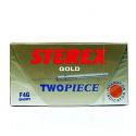 STEREX 2PIECE 004 GOLD SHORT 50