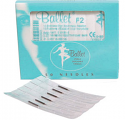 BALLET INSULATED 1 PIECE NEEDLES (DISPOSABLE) F2 PK50