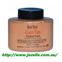 BEN NYE COCO TAN TRANSLUCENT FACE POWDERS
