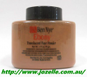 BEN NYE EBONY TRANSLUCENT FACE POWDERS