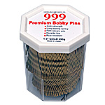 "BOBBY PINS 999  GOLD 1.5"" 250G"