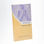 NATURAL LOOK SMOOTH WAX STRIPS 20PK