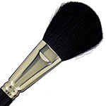 DA VINCI POWDER BRUSH LONG HANDLE