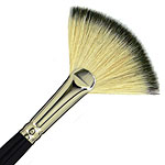 DA VINCI SOFT FAN BRUSH