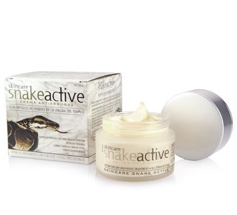 DIET ESTHETIC SKINCARE SNAKEACTIVE ANTI - WRINKLE CREAM 50ML