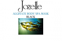 27.JOZELLE ALGINATE SPA BODY MASK - BLACK 500G