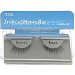 ARDELL INVISIBAND BEAUTIES BLACK EYELASHES