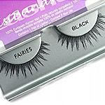 ARDELL INVISIBAND FAIRIES BALCK EYELASHES