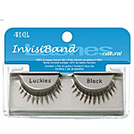 ARDELL INVISIBAND LUCKIES  BLACK EYELASHES