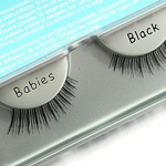 ARDELL INVISIBAND BABIES BLACK EYELASHES