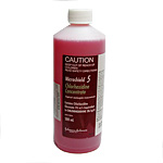 MICROSHIELD 5 5% ANTISEPTIC 500ML