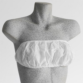 SALON & SPA DISPOSABLE BRA (25 PIECES)