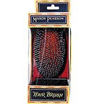 MASON PEARSON JUNIOR  NYLON & BRISTLE MILITARY BRUSH MEDIUM SIZE BN2M