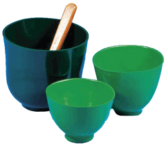 JOZELLE ALGINATE MASK ACCESSORIES - BOWLS & SPATULAS