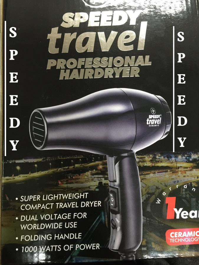 ELECTRIC BLOW DRYERS  SPEEDY