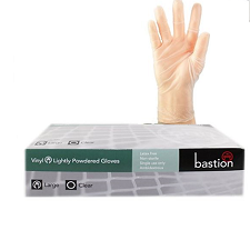 BASTION DISPOSABLE GLOVES