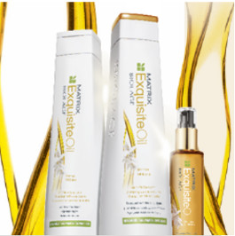 MATRIX BIOLAGE EXQUISITEOIL (FOR ALL HAIR TYPES)