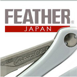 SUNDRIES RAZORS & BLADES FEATHER