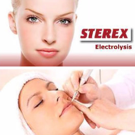 ELECTROLYSIS PRODUCTS STEREX