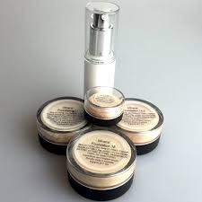 JOZELLE MINERAL MAKE-UP