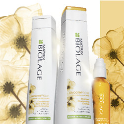 MATRIX BIOLAGE SMOOTHPROOF (FOR UNRULY, FRIZZY HAIR)