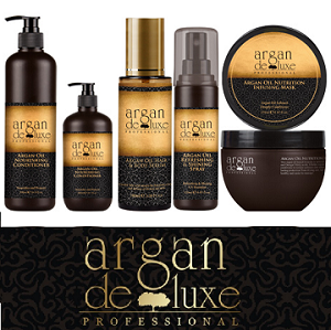 LIQUID PRODUCT ARGAN DELUXE